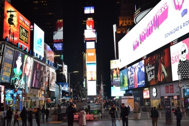 TIMES SQUARES - NUEVA YORK