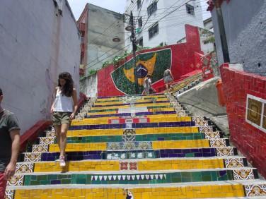 ESCALERA DE SELARON - RIO DE JANEIRO